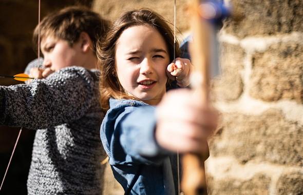 Que faire pendant les vacances d'automne dans la Drôme avec des enfants ?