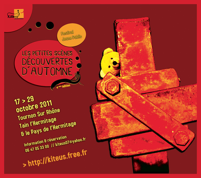 Festival jeune public «Les petites scènes découvertes d'automne»