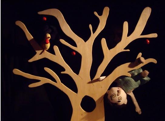 «J'ai faim», un spectacle de marionnettes pour les 3-8 ans