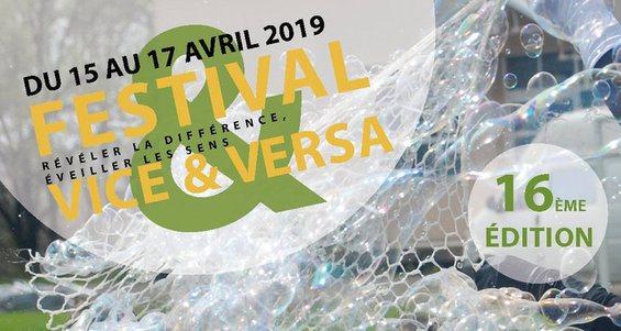 Vice et Versa : festival tout public, de 3 mois à 103 ans !