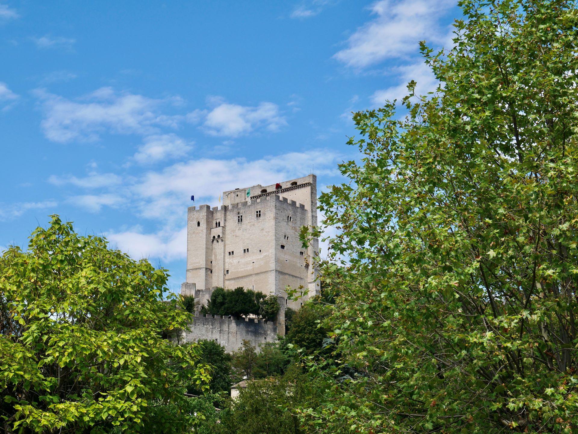 Week-end les pieds dans l'eau autour de Crest : La Tour et la vieille ville 2 sur 4